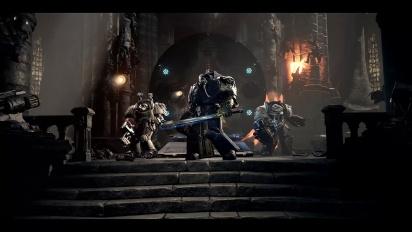 Space Hulk: Deathwing - Gamescom 2016 Trailer