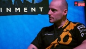 IEM Katowice - Ménè Interview from Team Dignitas