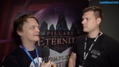 Pillars of Eternity: The Complete Edition - Entrevista a Christofer Stegmayr