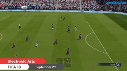 FIFA 18 y NBA 2K18 para Switch - Primeras imágenes in-game del Nintendo Direct
