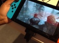 The Elder Scrolls V: Skyrim para Switch - Primer gameplay