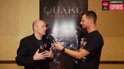 Quake Champions - Entrevista a Tim Willits