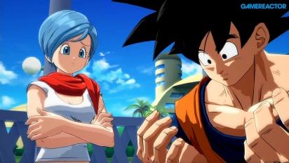 Dragon Ball FighterZ - Gameplay Modo Historia