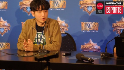 Hearthstone World Championship 2018 - Surrender Press Conference