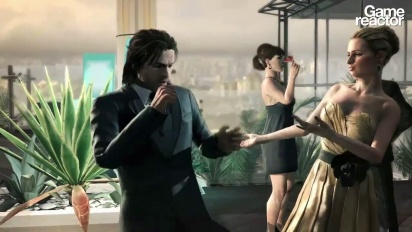 Max Payne 3 - primeros 15 minutos en vídeo