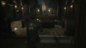 Resident Evil 2 -  Tráiler de gameplay 4K para PC