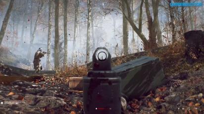 Battlefield V - Gameplay 4K 60 fps Tirailleur