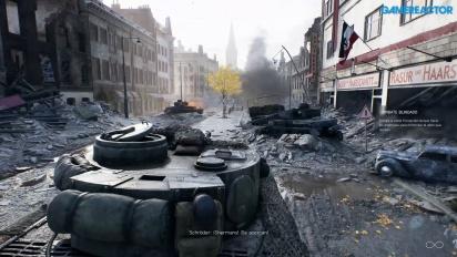 Battlefield V - Gameplay 4K 60 fps El Último Tigre