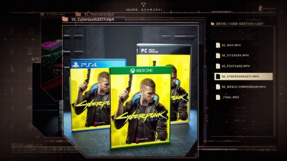 Cyberpunk 2077 - Official Game Unboxing Video