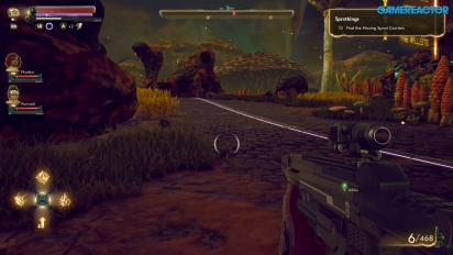 The Outer Worlds - Gameplay Monarch