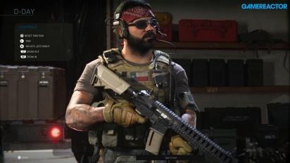 Call of Duty: Modern Warfare - Gameplay de agentes