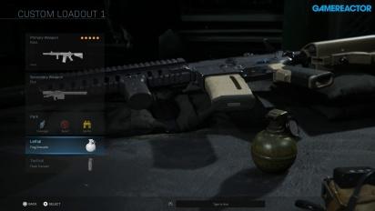 Call of Duty: Modern Warfare - Gameplay en Armería