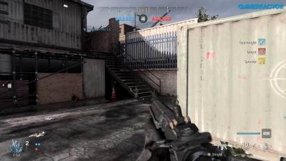 Call of Duty: Modern Warfare - Cyber Attack en Hackney Yard