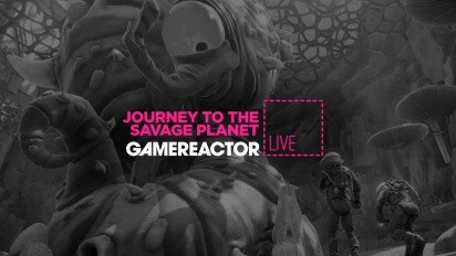 Journey to the Savage Planet - Replay del Livestream de lanzamiento