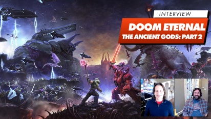 Doom Eternal DLC2 - Entrevista a Hugo Martin y Marty Stratton