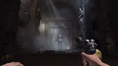 Wolfenstein: The Old Blood - Tráiler español