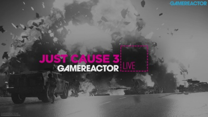 Just Cause 3 - Replay