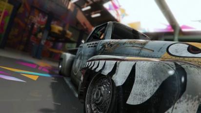 GTA Online - Lowriders: Custom Classics