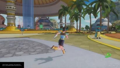 Dragon Ball Xenoverse 2 Beta - Tour por el mundo de juego