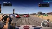 Dirt 4 - Gameplay de Rallycross en Modo Simulación con volante y pedales