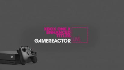 Xbox One X - Replay del Livestream de los juegos mejorados