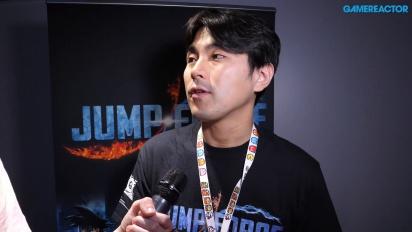 Jump Force - Entrevista a Koji Nakajima