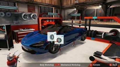 Gear Club Unlimited 2 - Tráiler de 'customización'