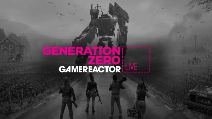 Generation Zero - Replay del Livestream de la beta cerrada