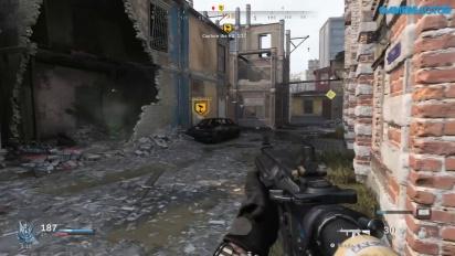 Call of Duty: Modern Warfare - Gameplay modo Cuarteles
