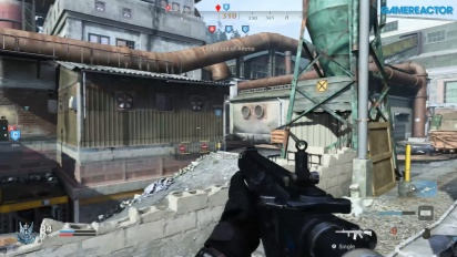 Call of Duty: Modern Warfare - Gameplay modo Dominio