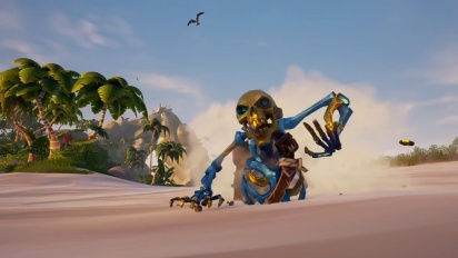 Official Sea of Thieves Content Update: Smuggler's Fortune