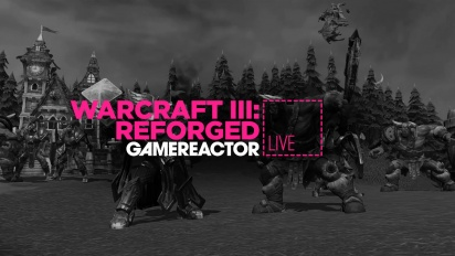 Warcraft III: Reforged - Replay del Livestream