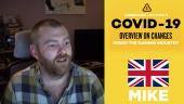 Gamereactor frente al Coronavirus: Mike desde Reino Unido #2