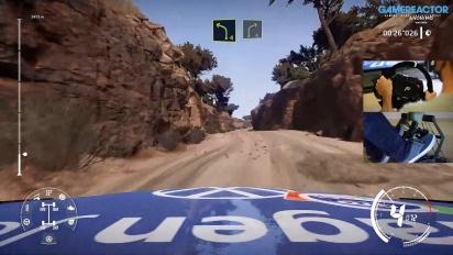 WRC 9 - Gameplay del Rally Guanajuato en México versión final