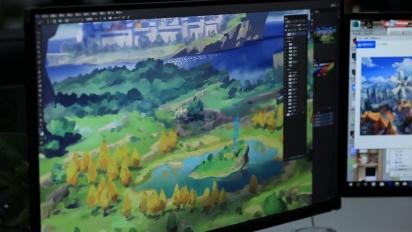 Genshin Impact - PS4 Dev Diary