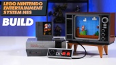 LEGO Nintendo Entertainment System - ¡Construcciones Gamereactor!
