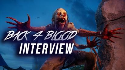 Back 4 Blood - Entrevista a Chris Ashton y Phil Robb