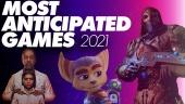Los juegos del Año - 2021
