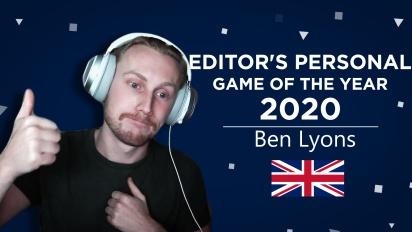 El GOTY 2020 personal del equipo Gamereactor - Ben Lyons (Reino Unido)