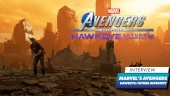Marvel's Avengers - Operation: Hawkeye Future Imperfect - Interview