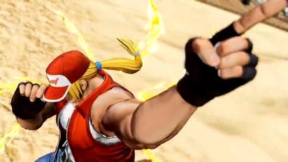 The King of Fighters XV - Tráiler de persoanje de Terry Bogard
