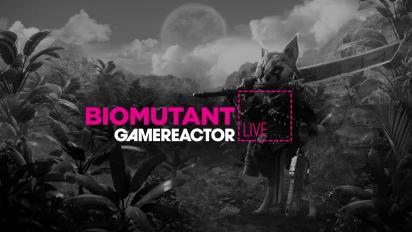 Biomutant - Launch Livestream Replay