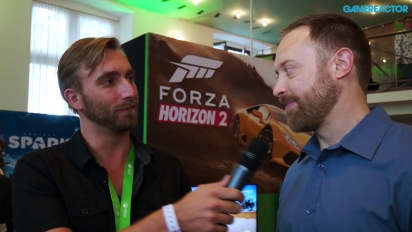 Forza - entrevista a Dan Greenawalt