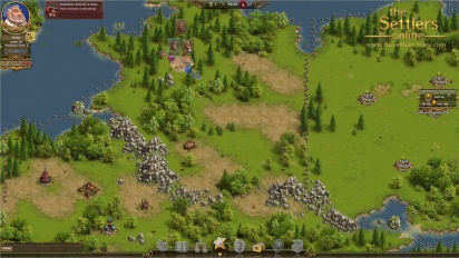 The Settlers Online - PVP Update: Blue Byte Backstage Int.