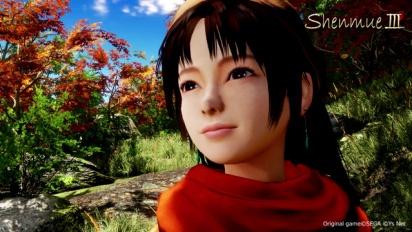 Shenmue 3 - Kickstarter Teaser