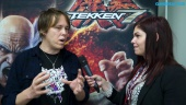 Tekken 7 - Entrevista Jump Festa