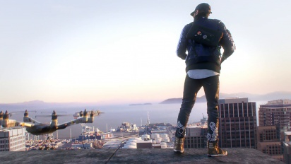 Watch Dogs 2 - Tráiler debut