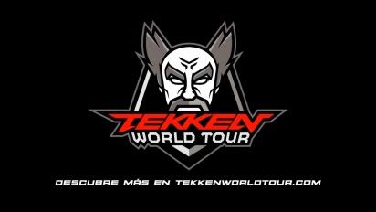 Tekken 7 - Tráiler español eSports Tekken World Tour