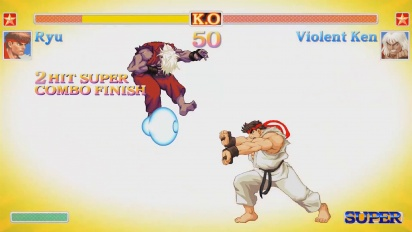 Ultra Street Fighter II: The Final Challengers - Trailer de lanzamiento en español