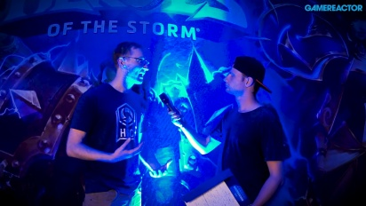 Heroes of the Storm - Entrevista a Sam Braithwaite